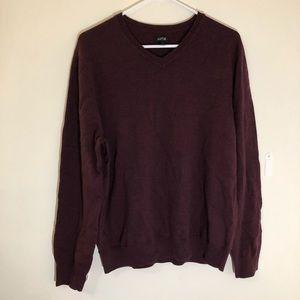 APT 9 Maroon Sweater